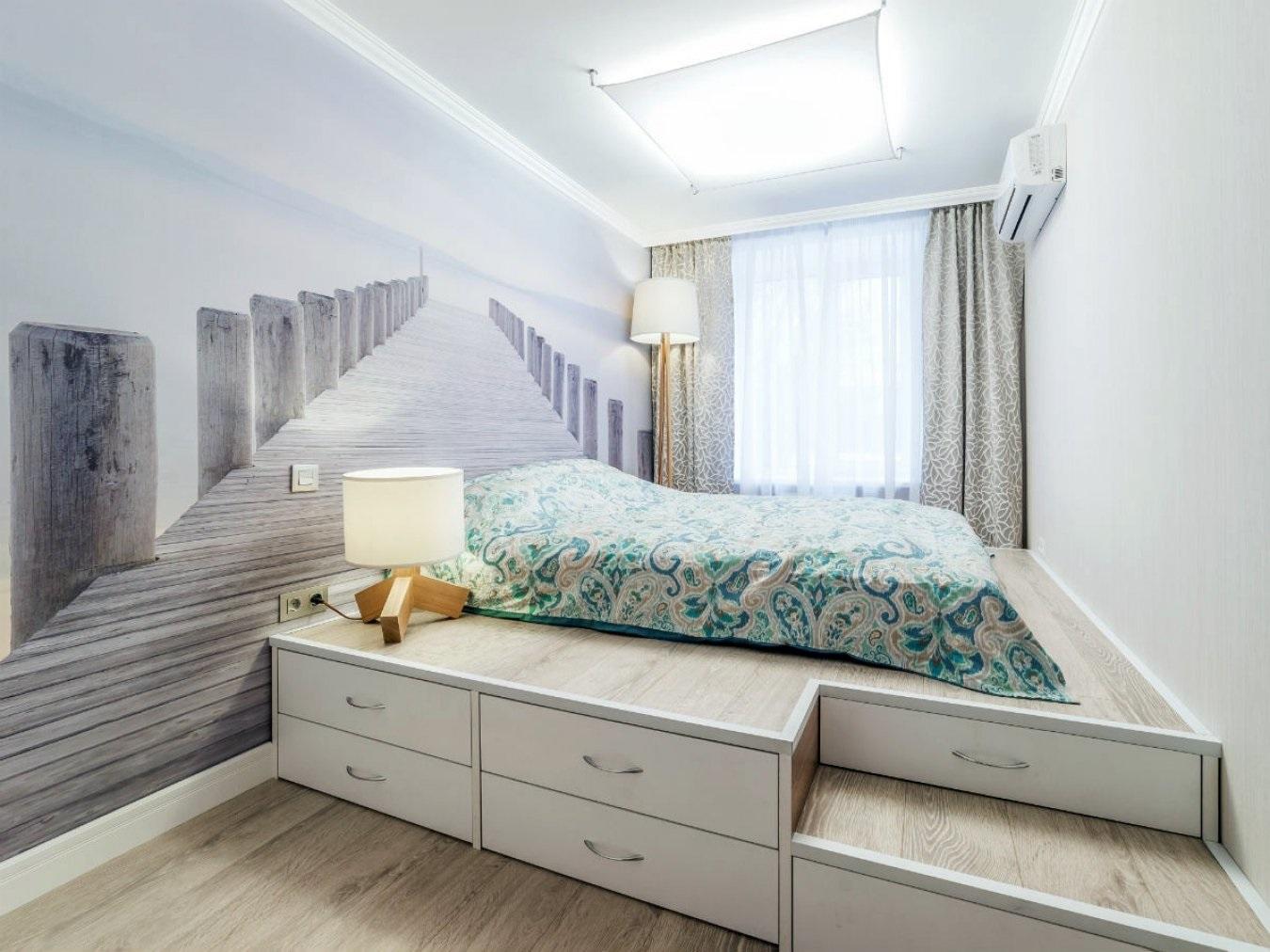 кровать-подиум травмоопасность