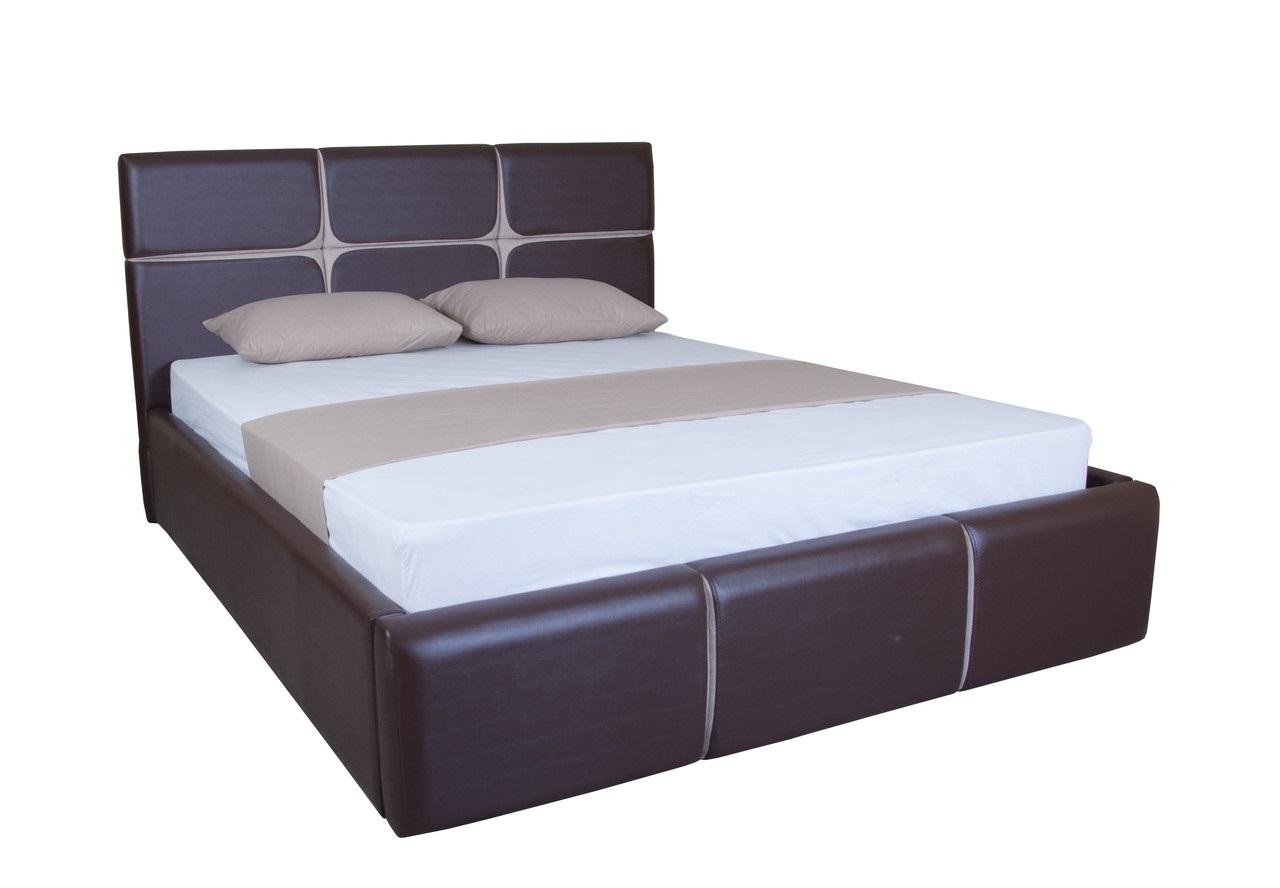 кровать с подъемным механизмом обивка