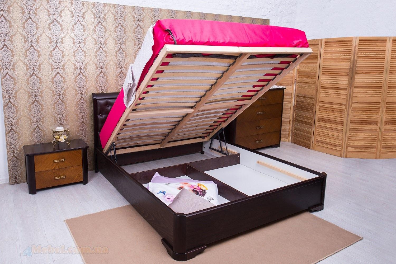 кровать с подъемным механизмом как шкаф