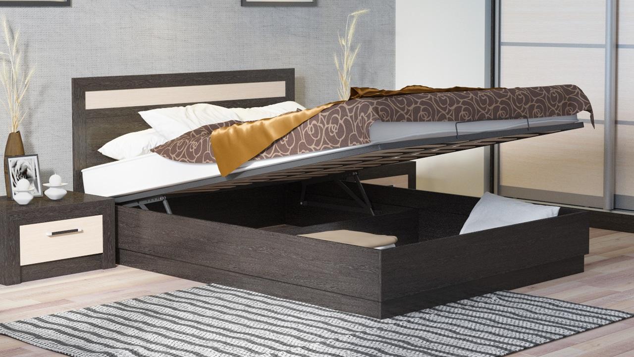 кровать с подъемным механизмом недостатки