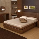 кровать со шкафчиками от Торис