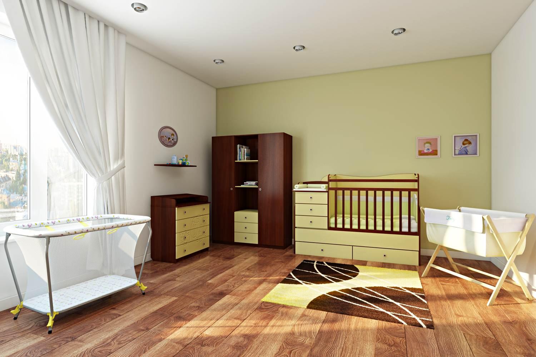 кровать трансформер для детей
