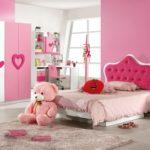 большая кровать для девочки