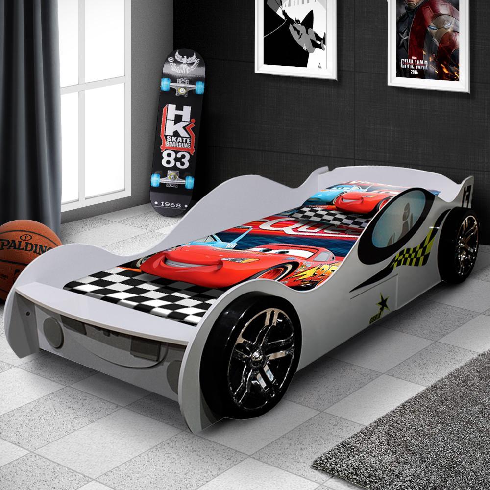 кровать-машинка для мальчика