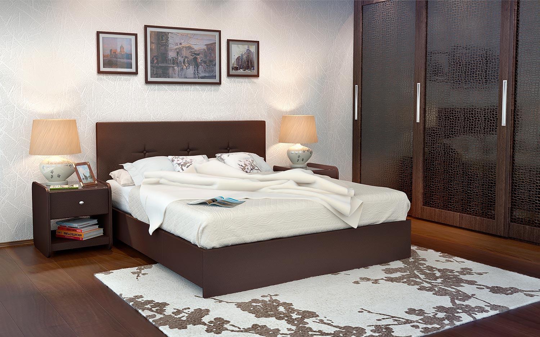 кровати из сосны дизайн фото