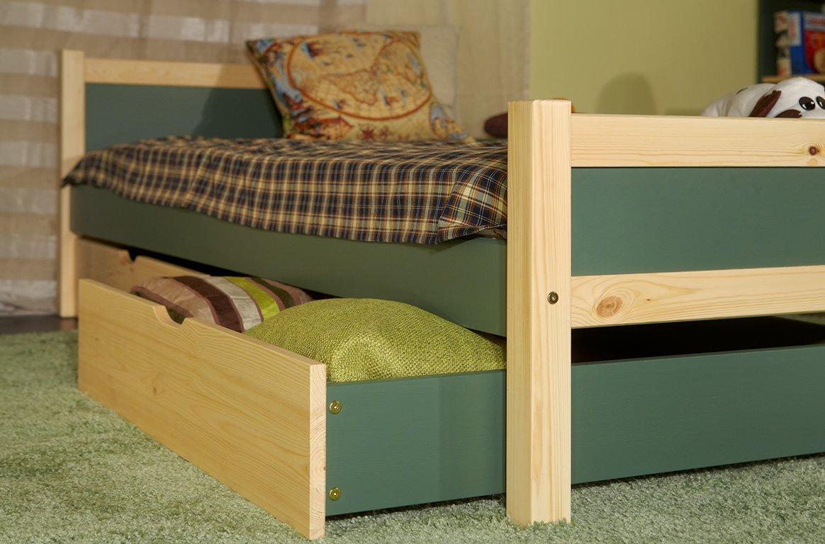 кровати из сосны идеи дизайн
