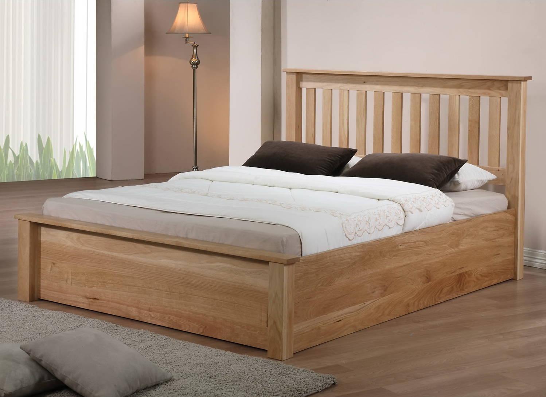 кровати из сосны идеи дизайна