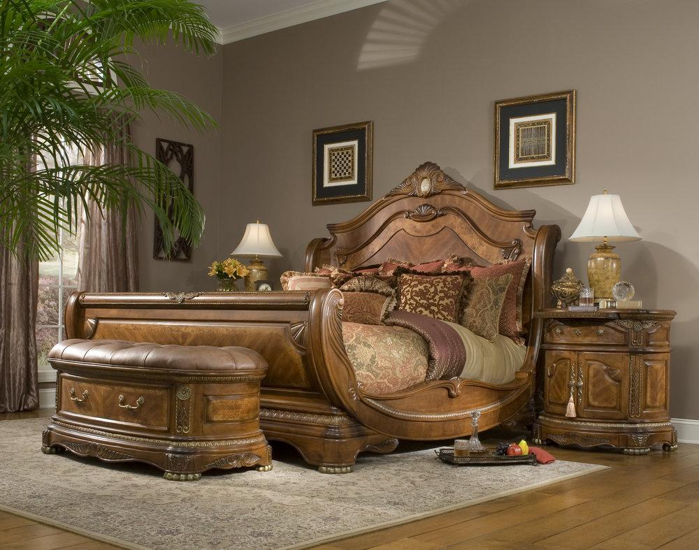 кровати из сосны необычные