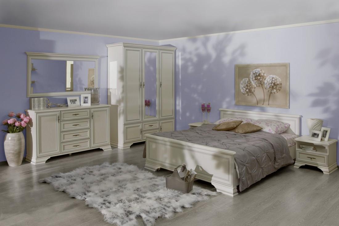 кровати из сосны оформление