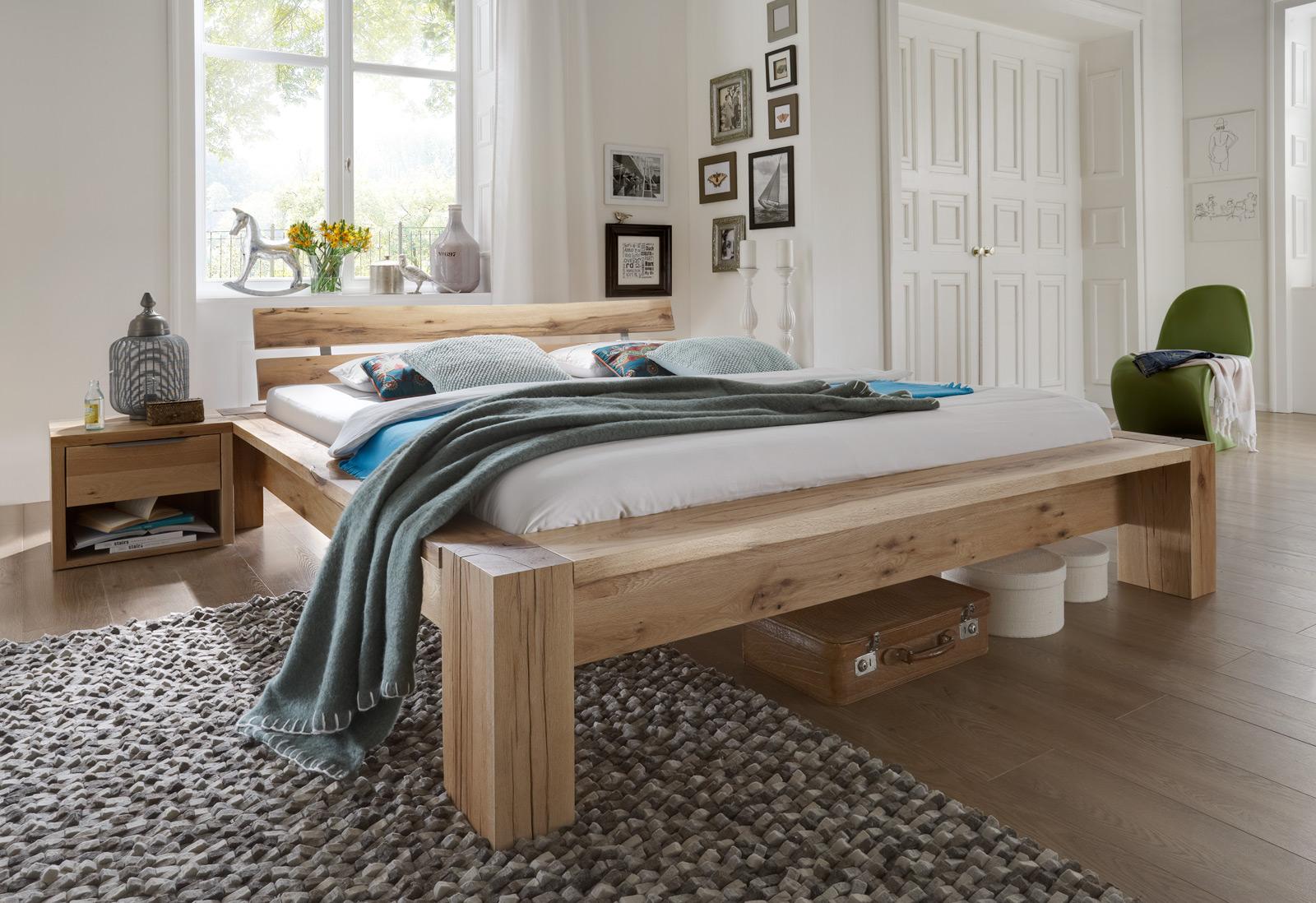 кровати из сосны виды