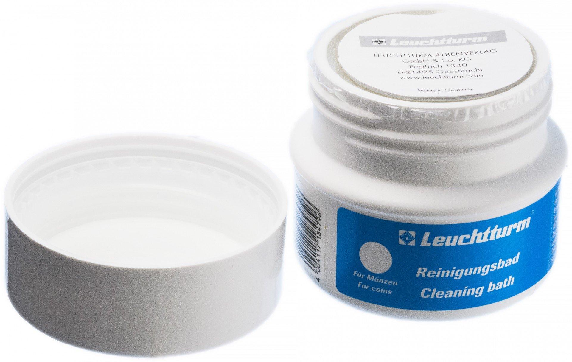 жидкость для чистки монет Leuchtturm
