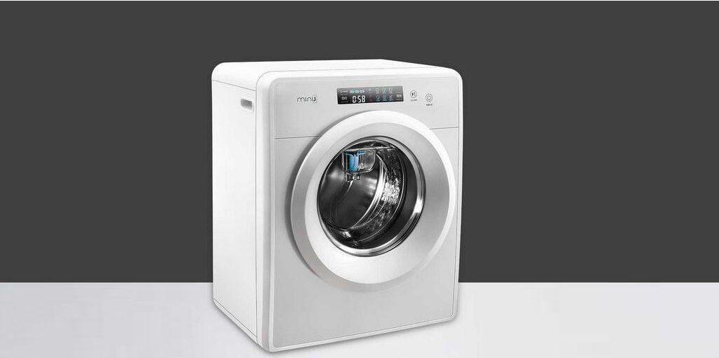 маленькая стиральная машина автомат фото