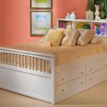 маленькие выдвижные ящики для кровати