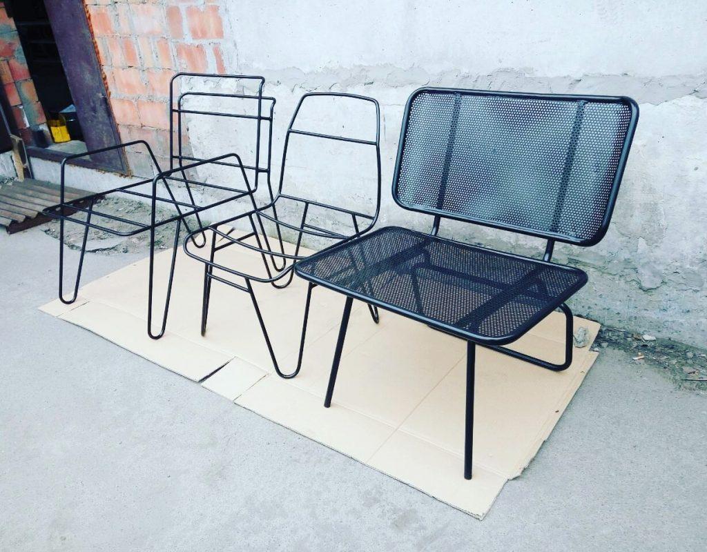 сборки стула