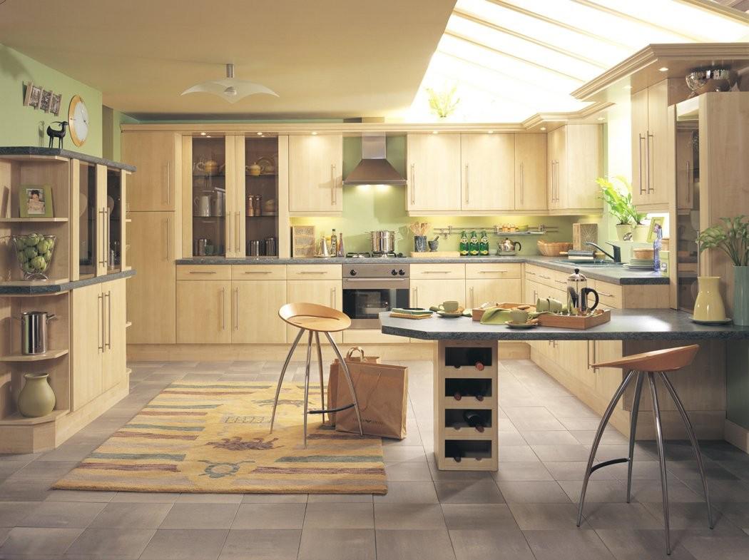 пользуется кухонная мебель по правилам фен шуй фото изделия