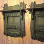 мебель под старину в коридор
