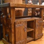 мебель под старину на даче