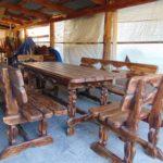 мебель под старину в ресторан