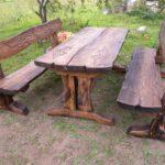 мебель под старину на дачу