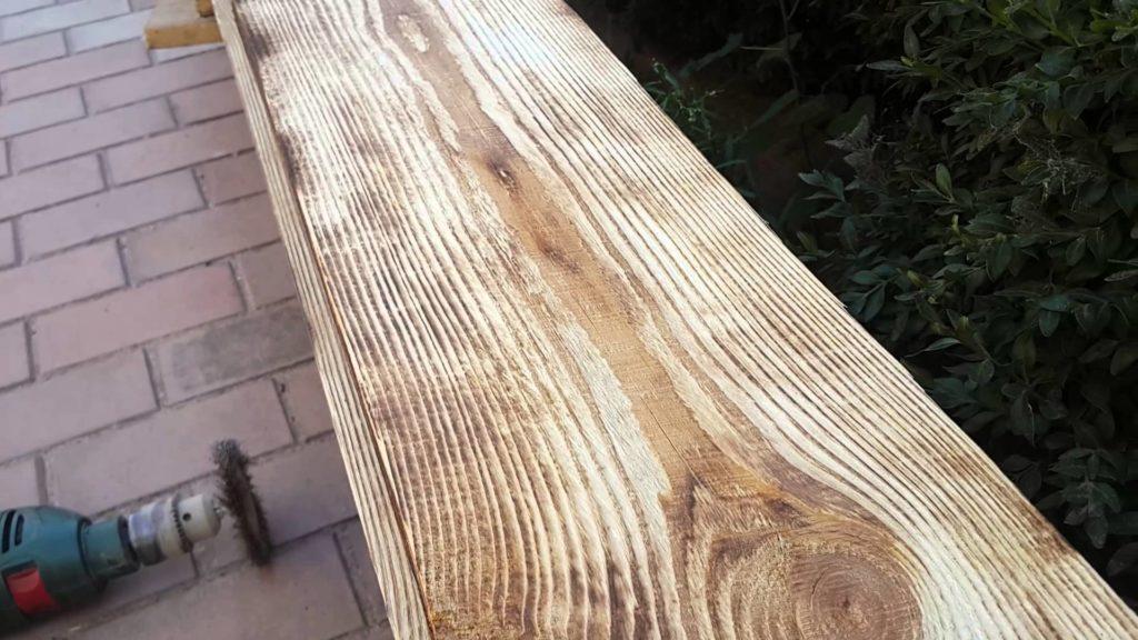 поэтапной обработке дерева