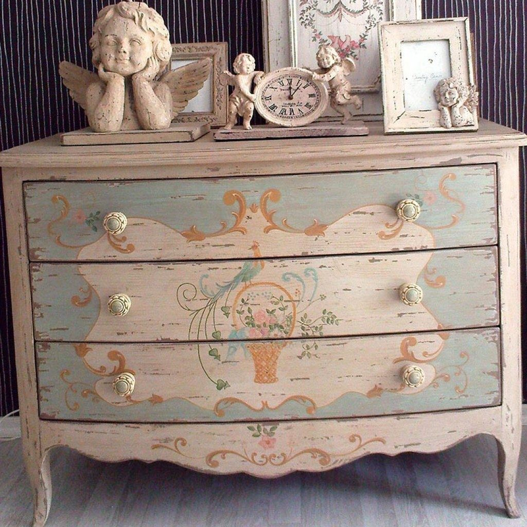 мебель под старину красивая