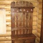 мебель состаренная для вещей