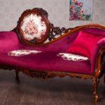 мебель под старину диванчик