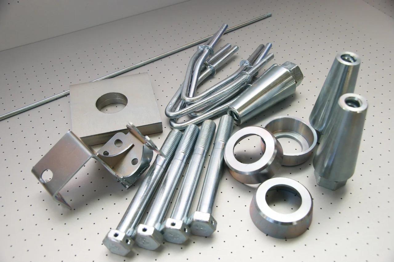 металл с цинковым покрытием