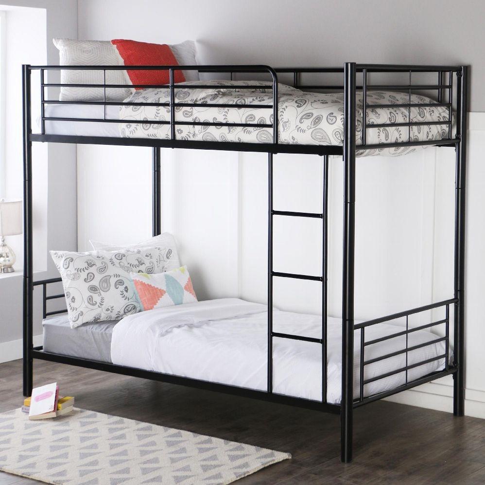 кровать двухъярусная металлическая икеа