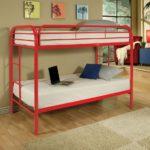 металлические двухъярусные кровати фото декор