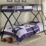 металлические двухъярусные кровати оформление фото