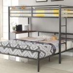 металлические двухъярусные кровати идеи оформление