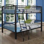 металлические двухъярусные кровати идеи оформления