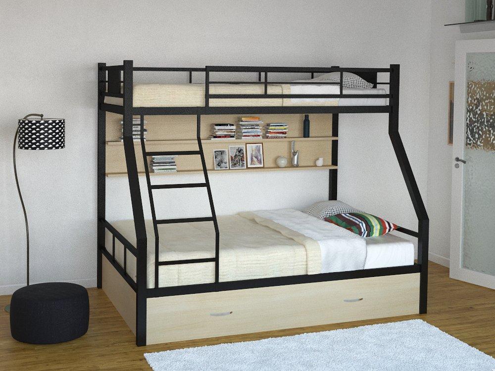 двухъярусная кровать своими руками из металла фото фотопленка