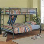 металлические двухъярусные кровати виды