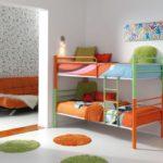металлические двухъярусные кровати виды фото