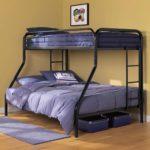 металлические двухъярусные кровати фото идеи