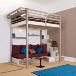 металлические двухъярусные кровати дизайн