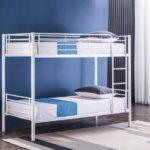 металлические двухъярусные кровати дизайн идеи