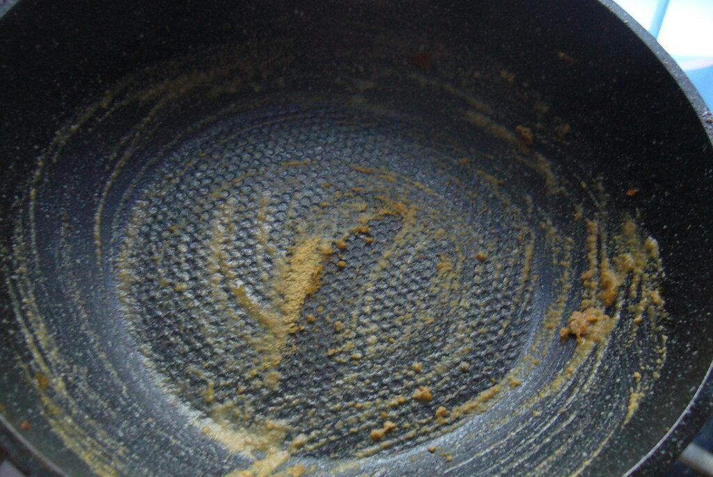 мытьё посуды горчицей