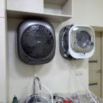настенная стиральная машина монтаж