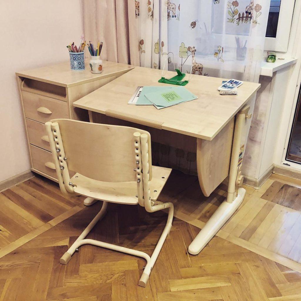 ортопедической ученической мебели