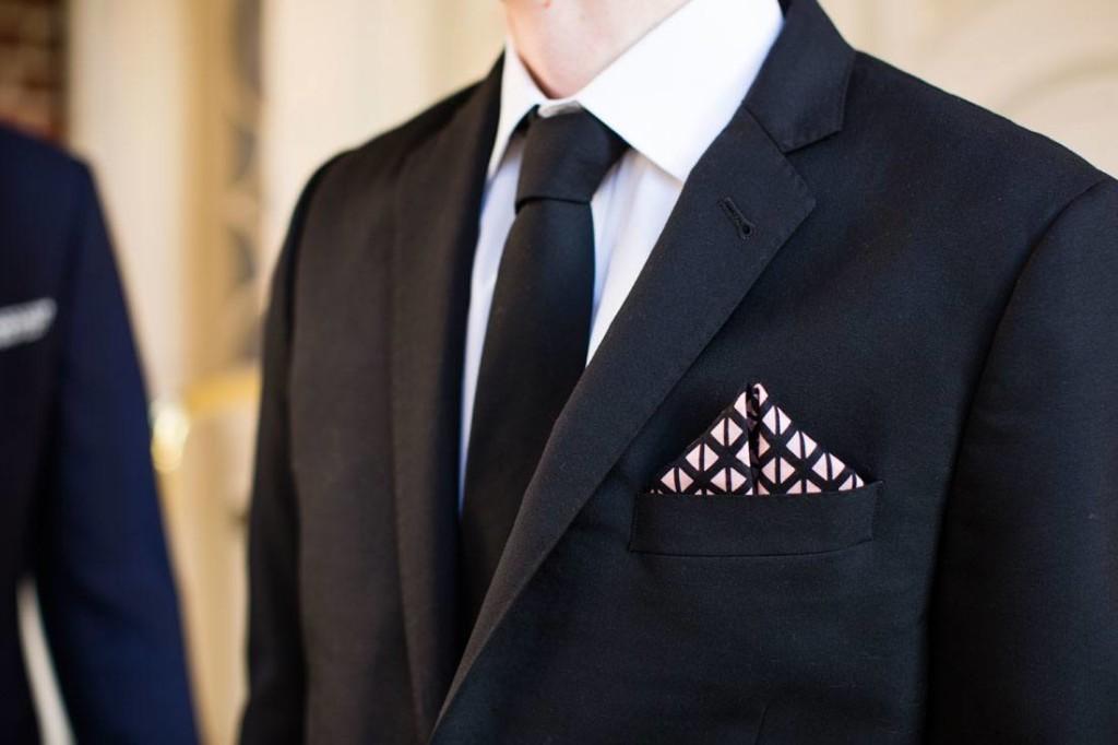 платок в карман пиджака