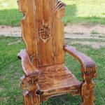 старинная мебель кресло