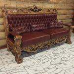 старинная мебель диван