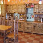 старинная мебель кухня