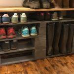 поддоны для хранения обуви