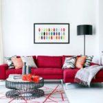 подушки для дивана идеи виды