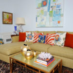 подушки для дивана дизайн идеи