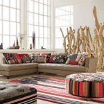 подушки для дивана декор идеи